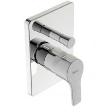 VIDIMA POSH Смесител за вграждане за вана и душ комплект с тяло за вграждане A6187AA