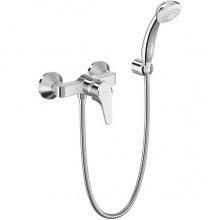 VIDIMA SEVANEXT Смесител за душ с шлаух, държам и ръчен душ B1924AA